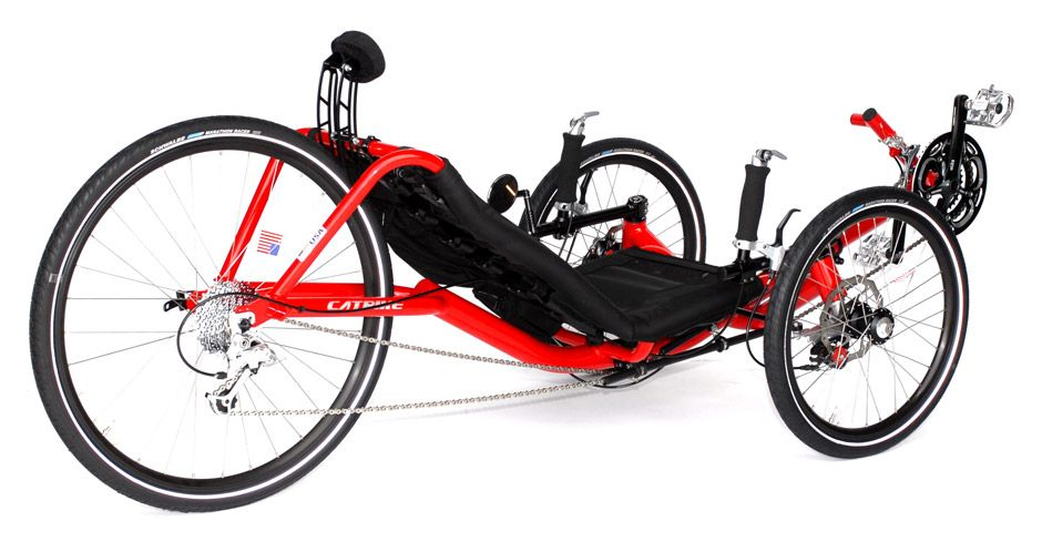 Catrike Recumbent Trikes Catrike Recumbent Bicycle Bike