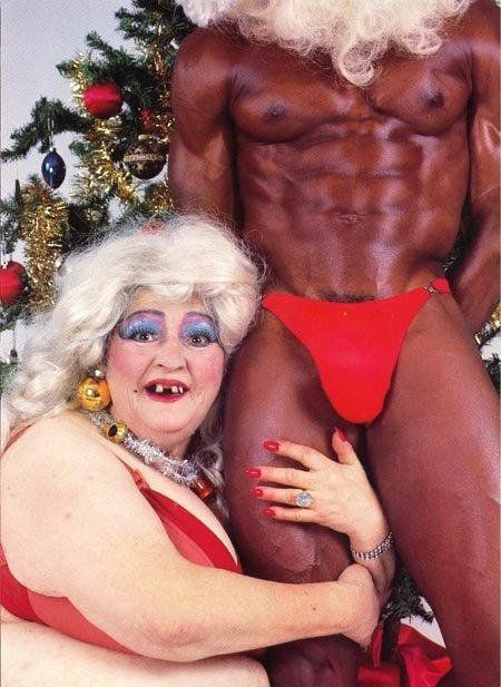 Edith Massey Christmas