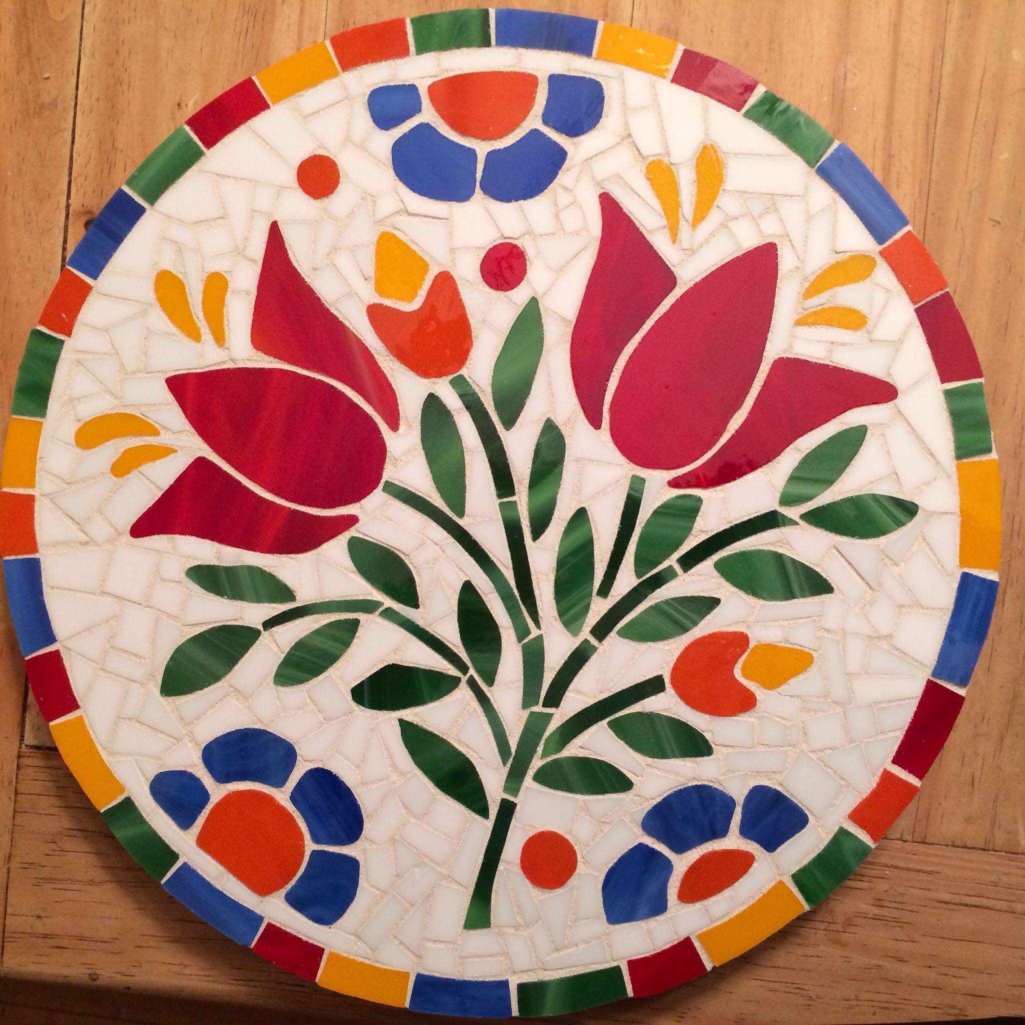 Tulip Lazy Susan 1 14 By Peaces Com Imagens Artesanato Em