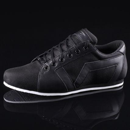 acheter de nouveaux meilleur pas cher conception de la variété BASKETS V07 MAK BLACK de V07   Sneakers   Baskets et Achat