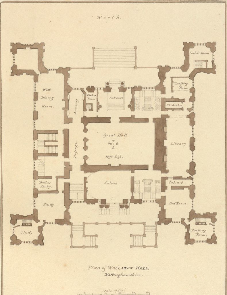 Pin On Floor Plans Historical