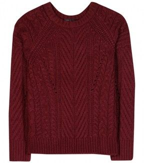 Marc by Marc Jacobs Connolly wool-blend sweater on shopstyle.com
