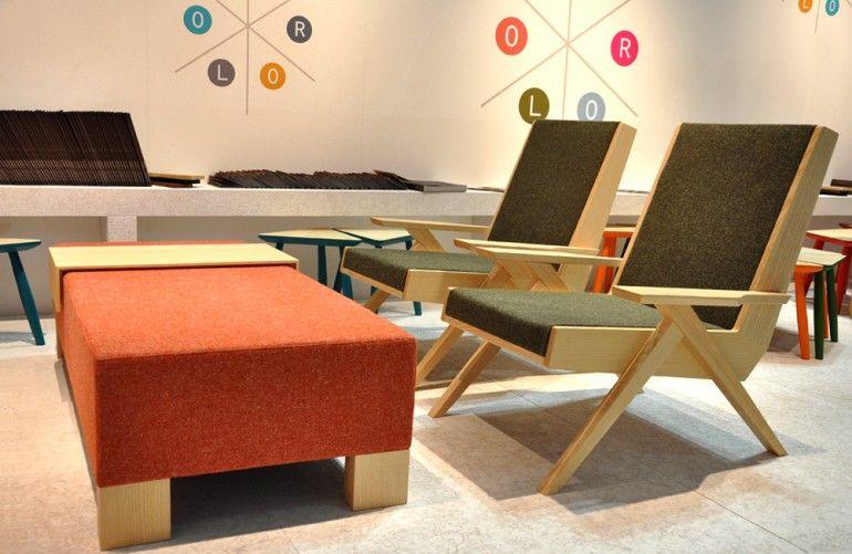 Tirolo sedie ~ Tirolo sedie milan design week photo edoardo campanale