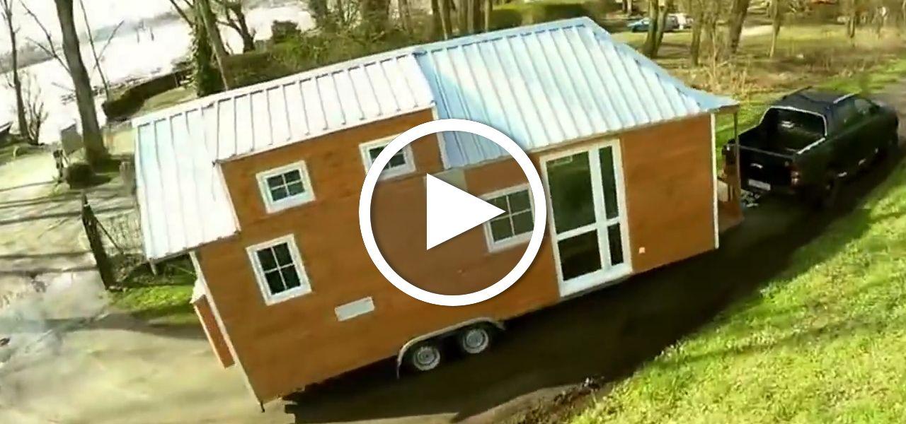 Tiny House Jetzt gibt es auch in Deutschland Häuser auf