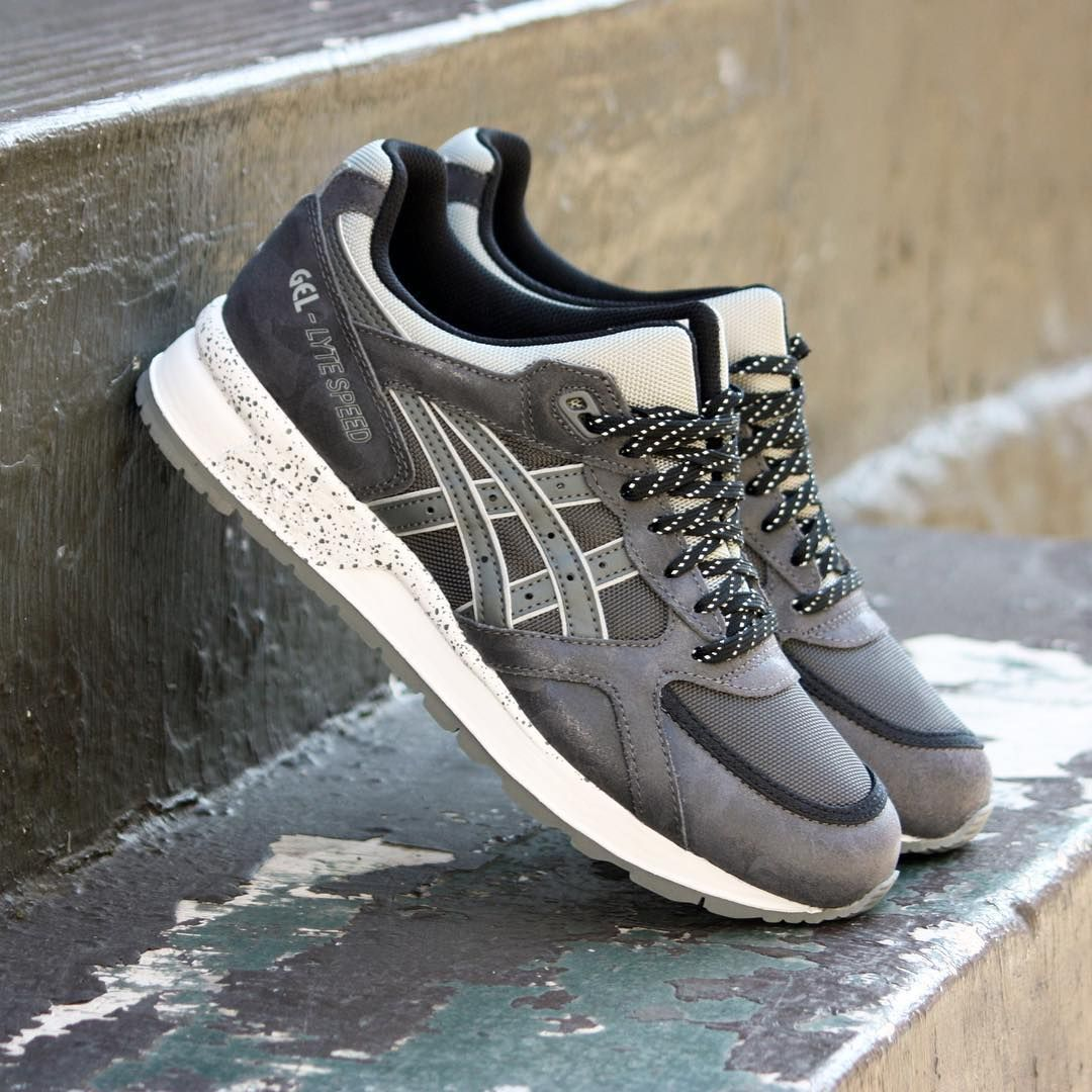 ASICS Gel Lyte Speed Stealth Camo Sneakers