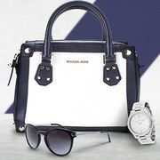 Save up to 55% off during the Michael Kors event on #zulily today!