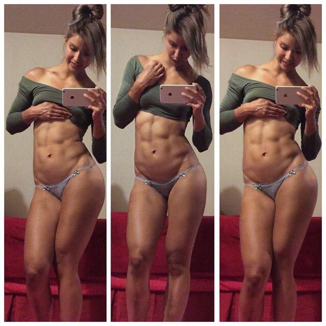 Pin By Terri Ann Kisaberth On Exercise: Kayli Ann #StrongIsBeautiful