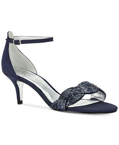 Adrianna Papell Aerin Evening Dress Sandals Women's Shoes iEzlrsKUDb