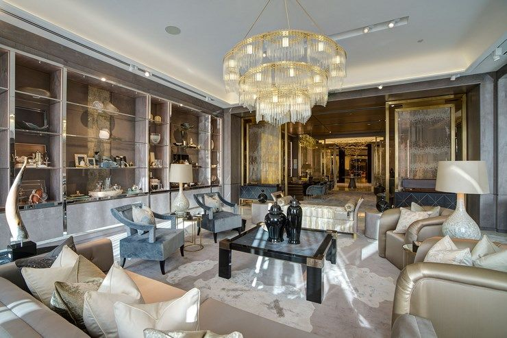 Top Interior Designer Katharine Pooley