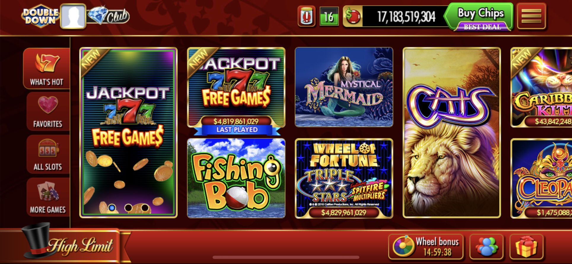 ‎DoubleDown Casino Slots & More on the App Store Casino