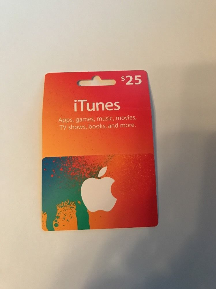 redeem itunes gift card on android