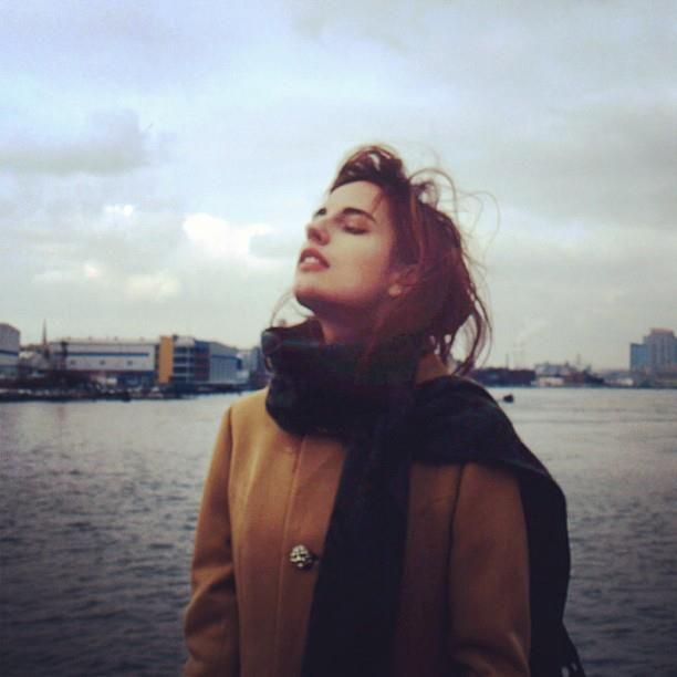 ohverytired:  Ana Kraš in NYC