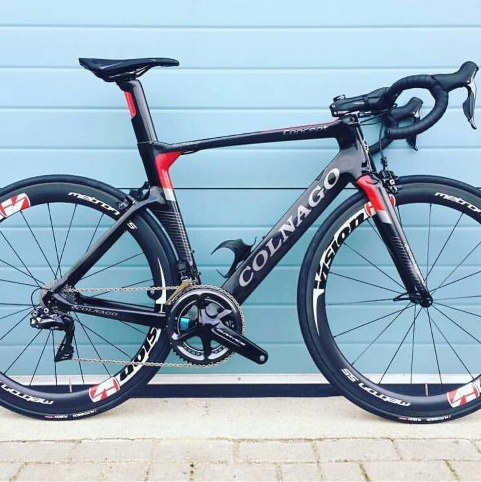 b5e0504d4e1 Colnago Concept in CHRD ☄ : @colnagoworlduk Credit: Colnago Cool Bicycles,  Bicycle