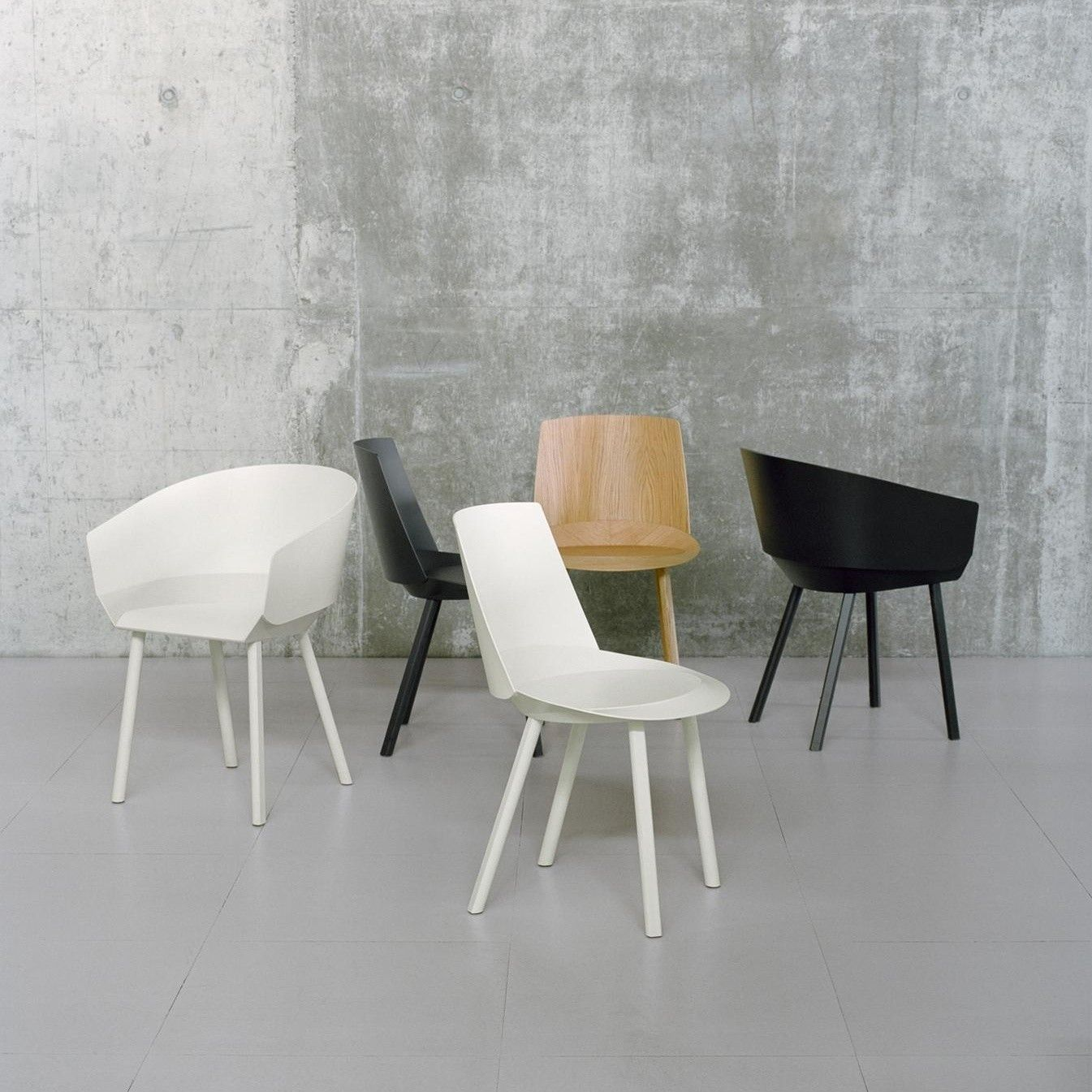 e15 CH04 Houdini Armlehnstuhl (mit Bildern) Stuhl design