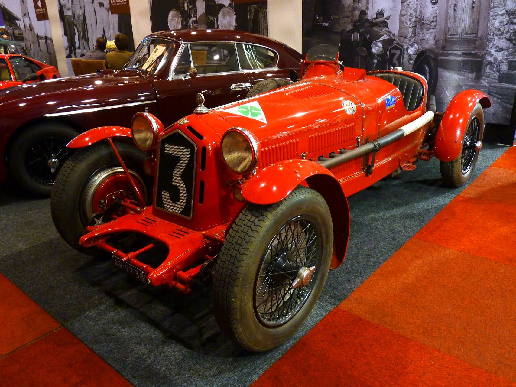 Alfa Romeo 6C Monza Pescara 1958 Alfa Romeo