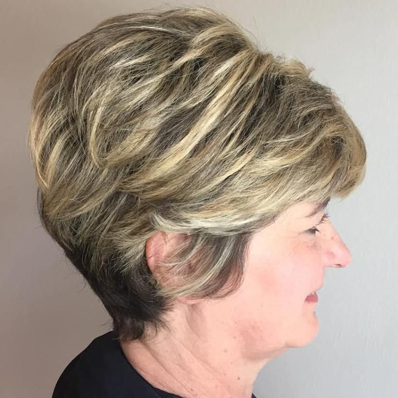 90 Classy And Simple Short Hairstyles For Women Over 50 Short