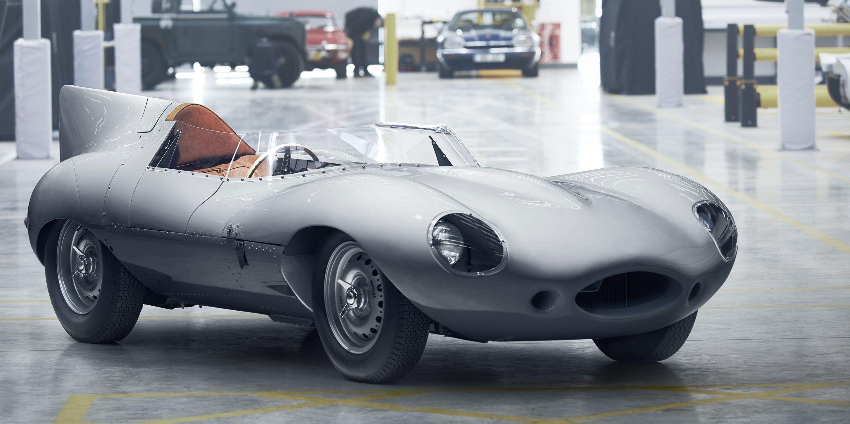 Rejoice Jaguar Is Going To Build 25 Brand New D Types