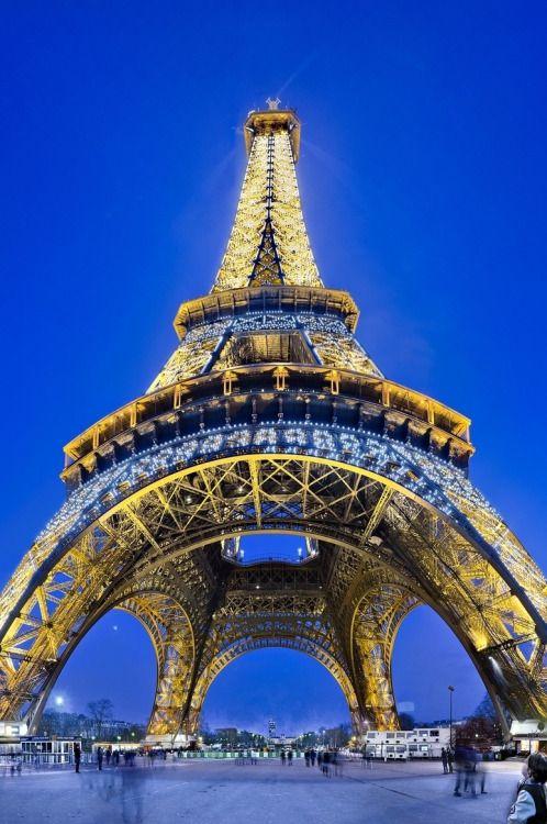 Tour Eiffel, Paris by Domingo Leiva on 500px