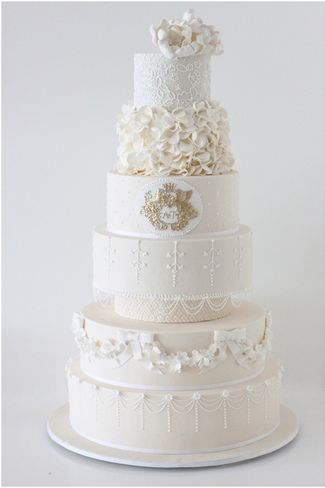 Vintage Wedding Ideas Expert Cake Tips Vintage Weddings - Old Fashioned Wedding Cake