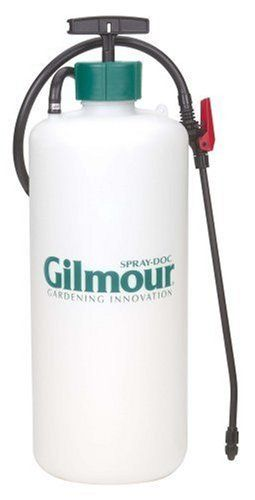 Gilmour Lawn Garden Sprayer 3 Gallon Capacity 030pexg White By Gilmour 37 37 3 Gallon Tank 2 1 2 Gallon O Portable Shower Lawn Garden Sprayer Greenlawn