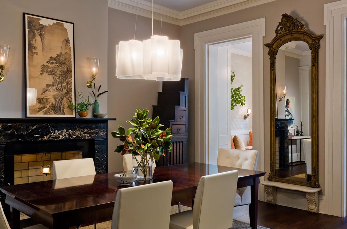 Elegante clasica y muy invernal interiores made in usa interiors