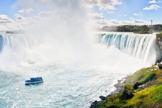 Férias inesquecíveis em Toronto Voos + 5 ou 7 noites em Toronto e nas Cataratas do Niágara desde 839 euros