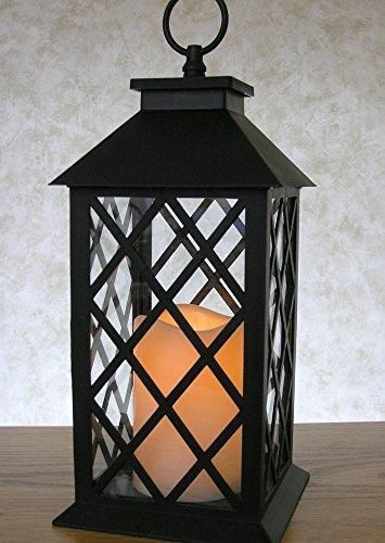 Candle Lanterns, Pillar Candles, Decorative Lanterns, Black Lantern, Indoor  Outdoor, Led, Porches, Plastic Nice Ideas