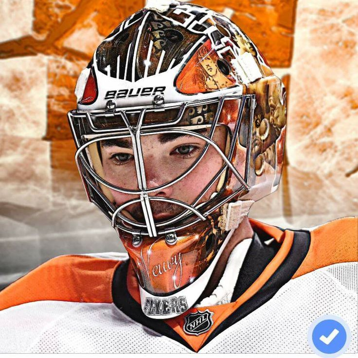News Goalie mask, Flyers hockey, Goalie