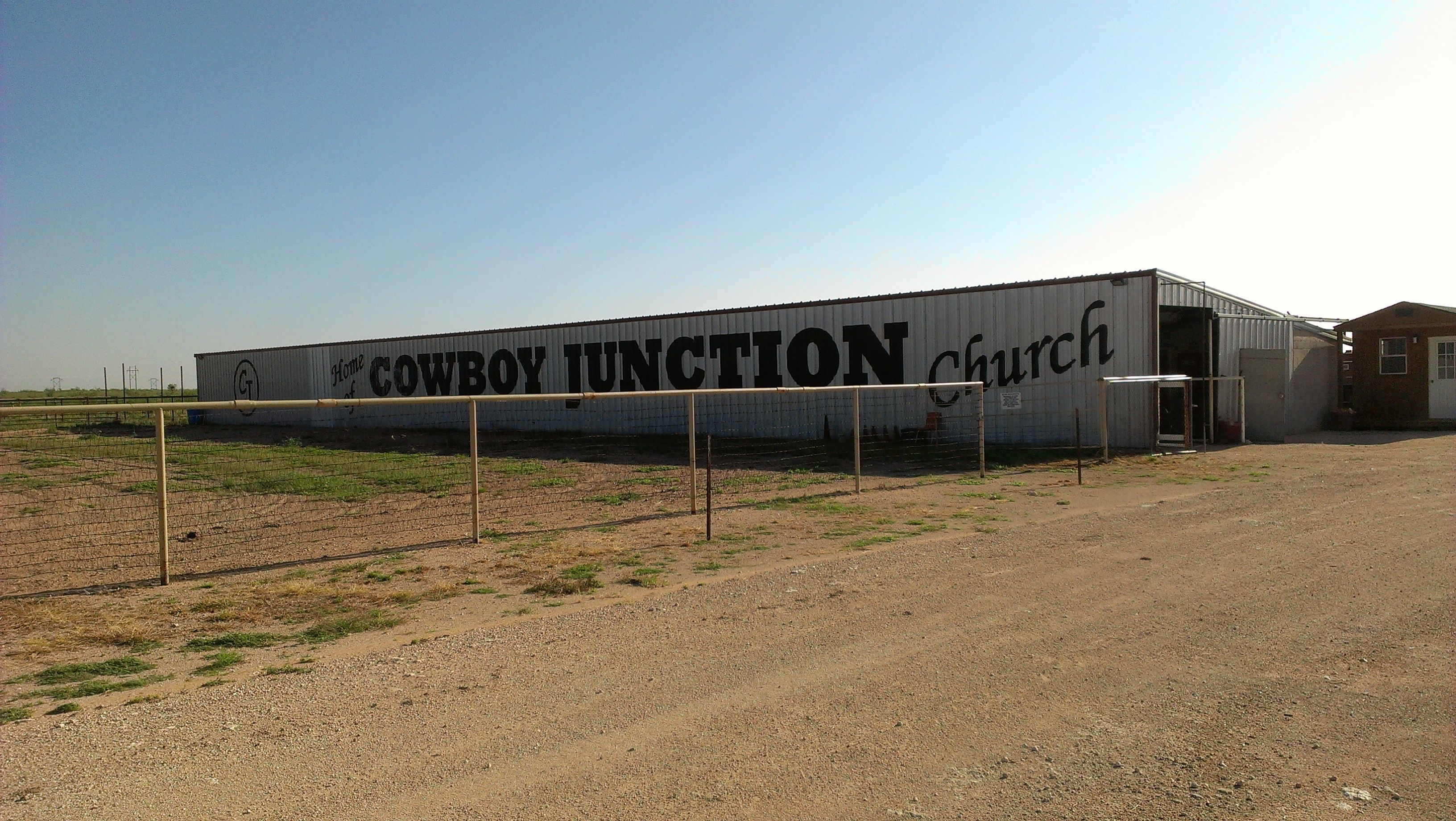 Cowboy Junction Church In Hobbs Nm Church Buildings