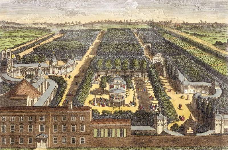 0da89e41b43289bb6b91f39d73f6fbad - Museum Of London Vauxhall Pleasure Gardens