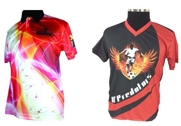 Personalized Full Sublimated T Shirts   T-Shirts Printing Dubai ...