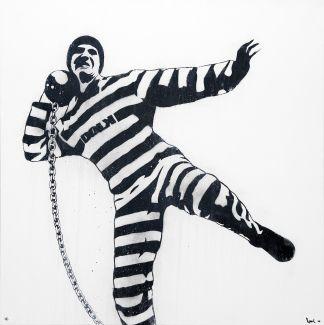 Dolk - Prisoner (canvas) 1/1