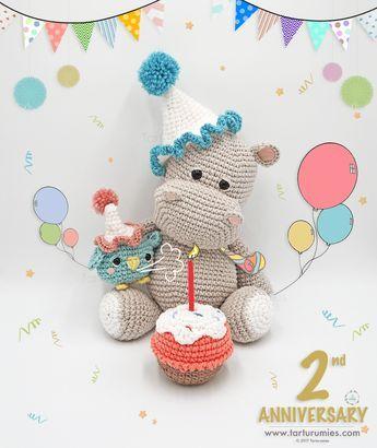 Gratis Haakpatroon Nijlpaard Haken Amigurumi Crochet En Pattern