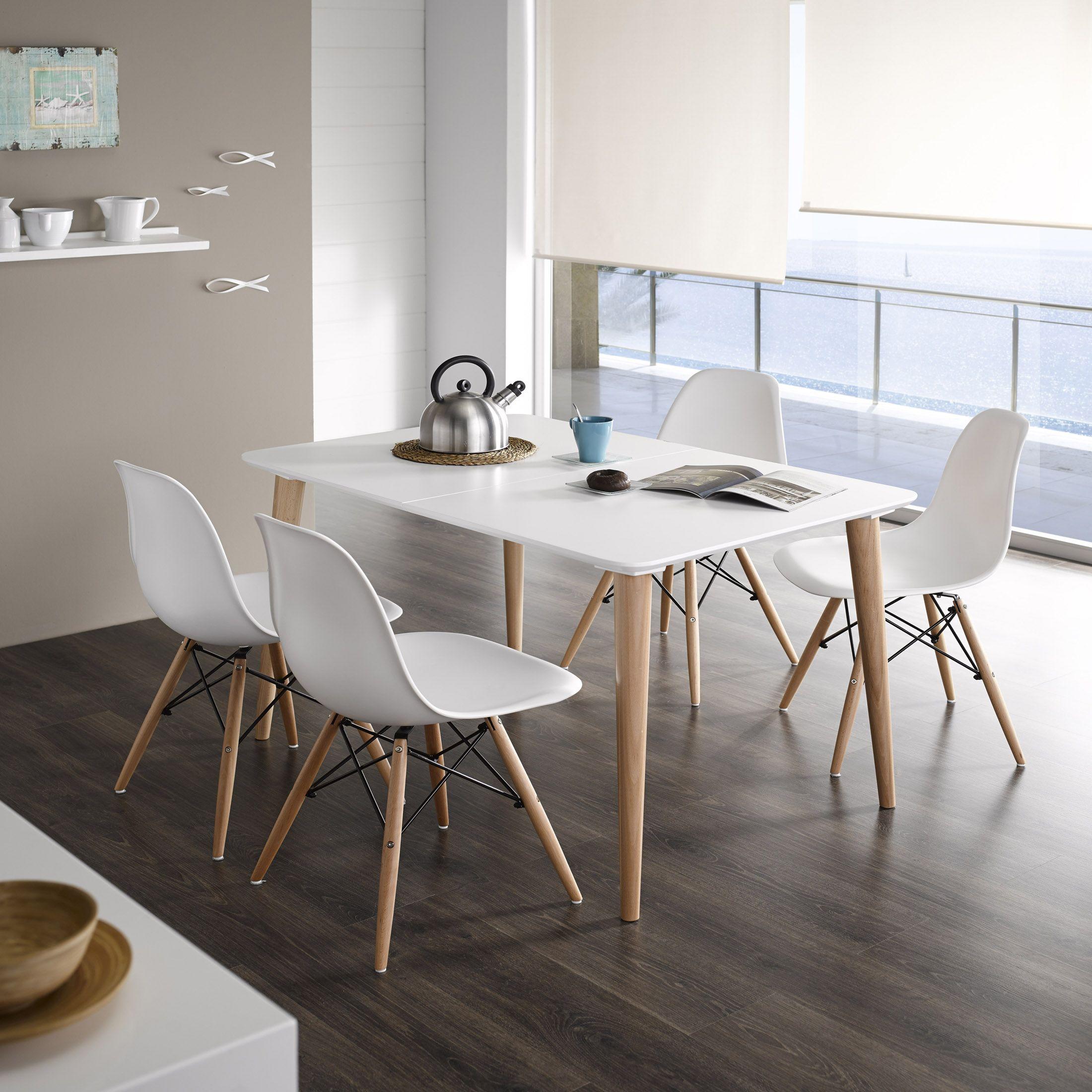 Esszimmer Esstisch Küchentische Diner Tisch Inszenierung Nordischer Stil Stühle