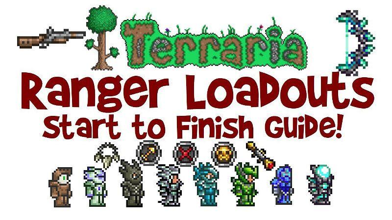48+ Ranger terraria ideas in 2021
