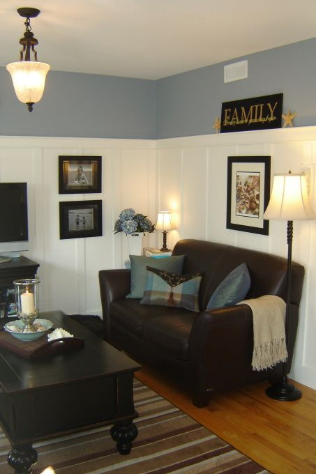 Lovely Furniture for Basement Family Room