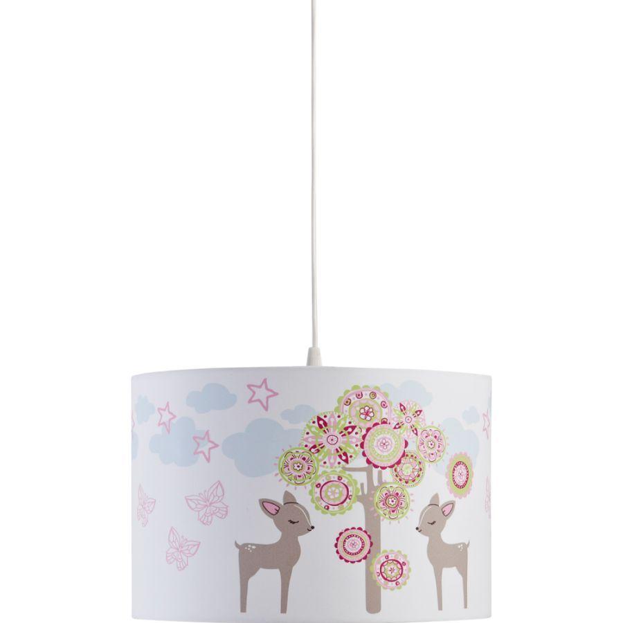 kids concept deckenlampe reh braun kinderzimmer lampen und schlummerlichter baby. Black Bedroom Furniture Sets. Home Design Ideas