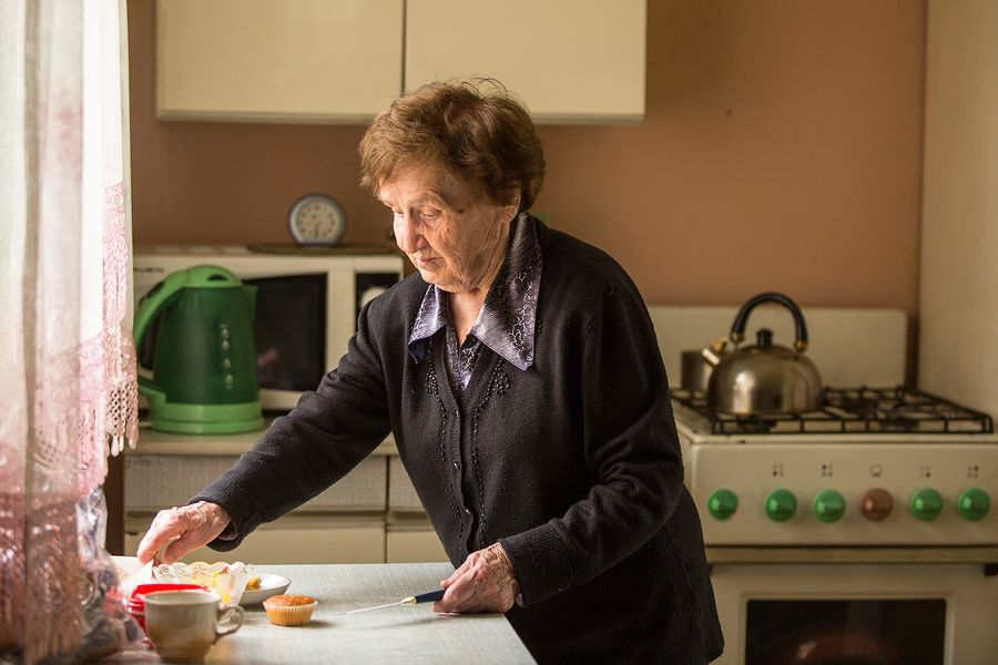 Alzheimer's Care in Houston TX Kitchen safety should be a