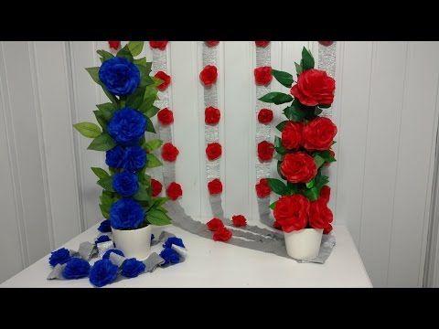 Diy Faca Voce Mesma A Sua Cascata De Flores Na Xicara