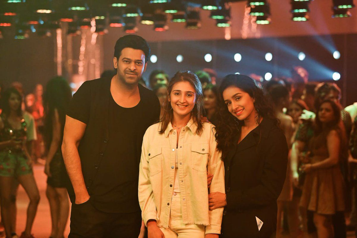 Saaho Makers Will Launch The First Song Of This Biggie Psycho Saiyaan In Four Languages Bollywood Images News Songs Bollywood Movie