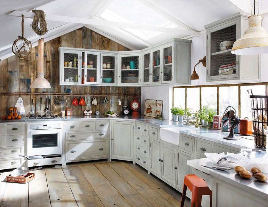 Cucina vintage Maison Du Monde 3 | Cucine | Pinterest | Vintage
