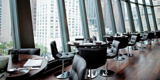 Best Top 10 Restaurants With A View Chicago Nomi Kitchen