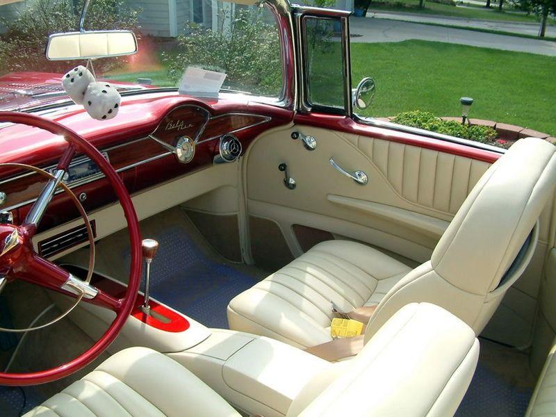 Pin by Roger Ewing on Interior Ideas Car interior, 55