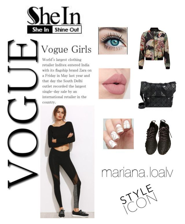 """""""Sport mesh"""" by marianaloalv on Polyvore featuring Miss Selfridge and Bao Bao by Issey Miyake"""