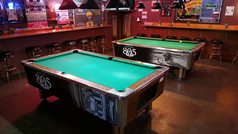 EGenoa Gives The Wicked Shamrock A New Look With Firestone Wraps - Pool table wraps