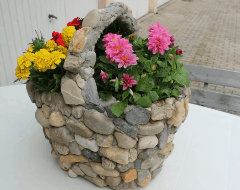 How To Make An Unbelievable Diy Stone Pot A Spectacular