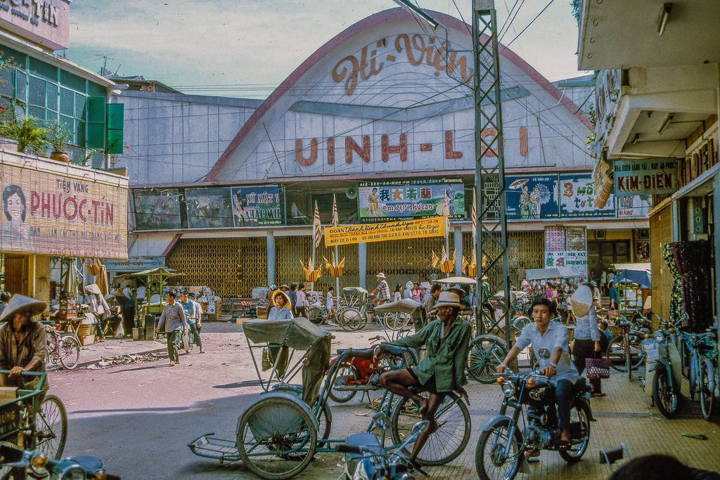 A Gi S Stunning Photos Of My Tho Vietnam In 1969 Flashbak Saigon Vietnam Vietnam Vietnam History