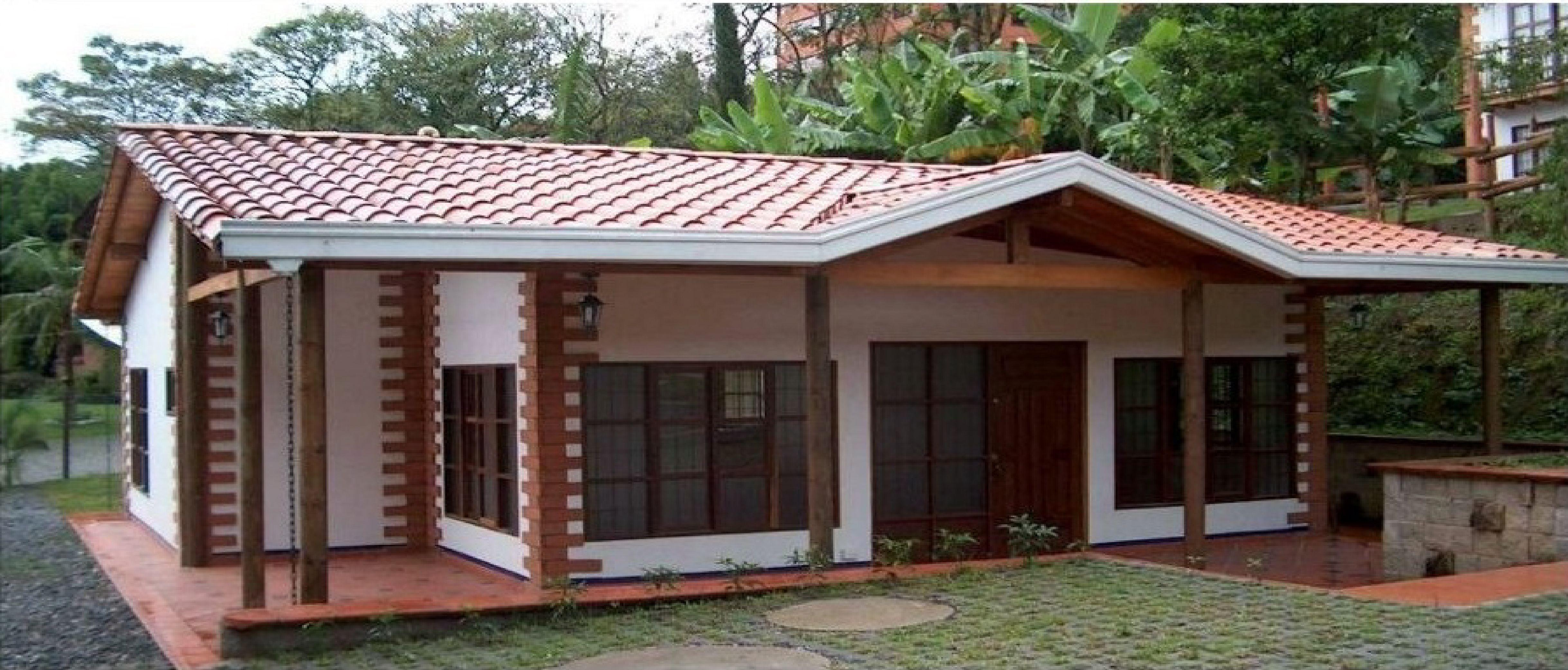 Resultado de imagen para casas prefabricadas medellin tipo for Modelos de fincas campestres