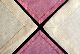 Nicole at Home: Miter-cornered napkins, two ways