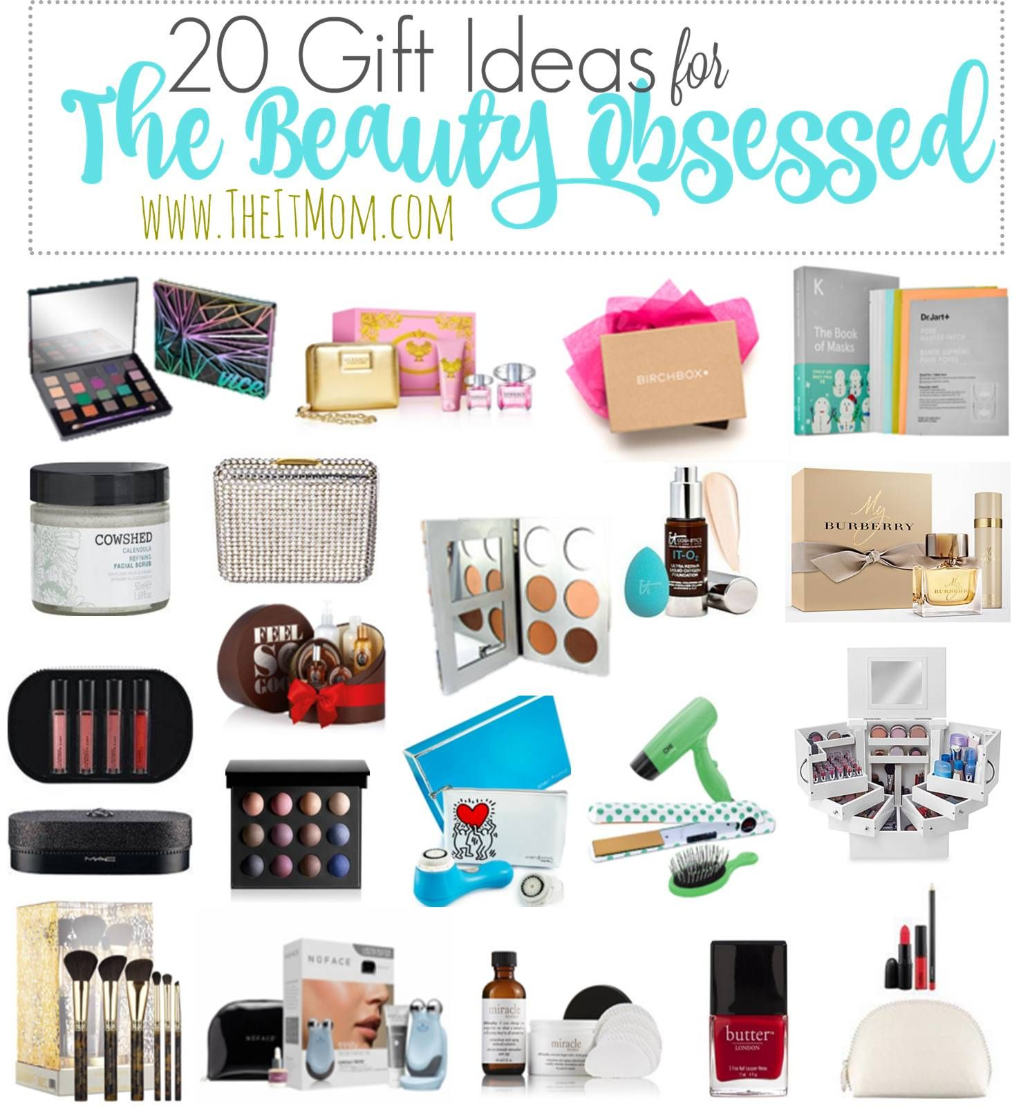 20 Amazing Gift Ideas The Beauty Obsessed Crave